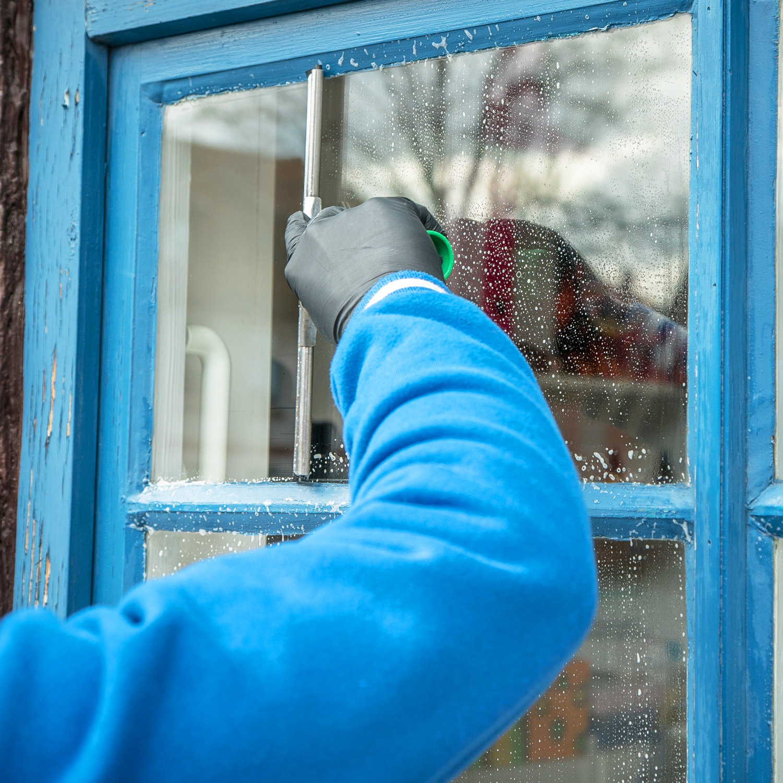 Consigli per le pulizie vetri e vetrate